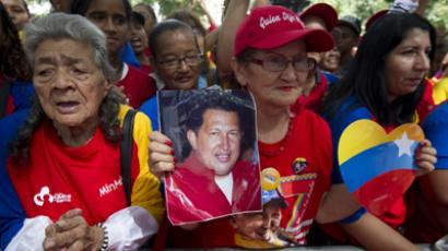 Hugo Chavez: President, TV star, thorn in US side