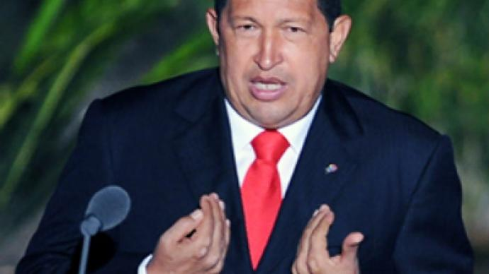 Chavez dismisses multi billion dollar arms deal