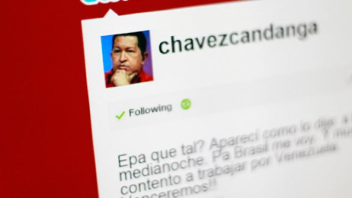Home tweet home: Chavez gives house to 3 millionth Twitter follower