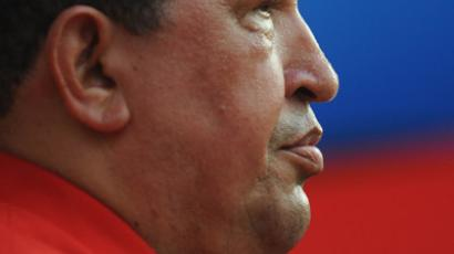 Deafening silence: Chavez absent from inauguration celebrations