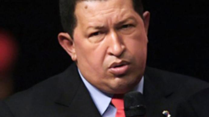 Chavez: the phony warmonger