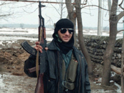 'Chechen gang shot leading journalists'