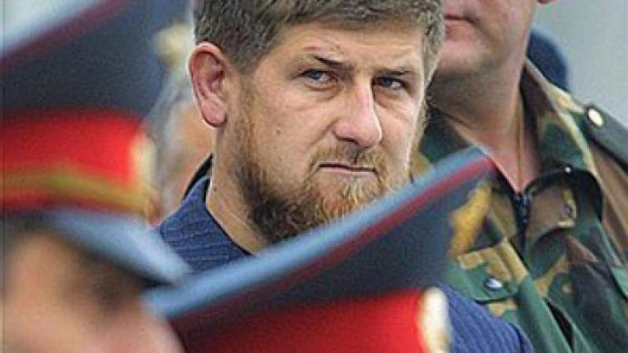 Chechen president sues human rights group over murder accusations