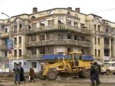 Chechen reconstruction paying off