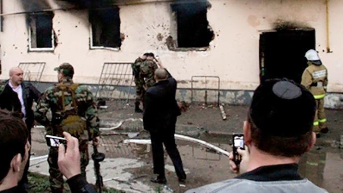 Terror crackdown kills top militant leaders in North Caucasus