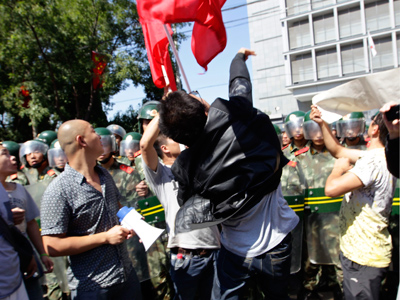 Japan's ambassador to China dies amid rising anti-Japanese protests (PHOTOS)