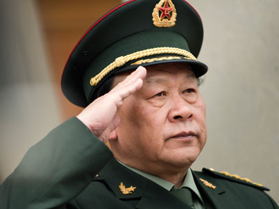 Chinese defense minister's India visit - one step closer to friendship?