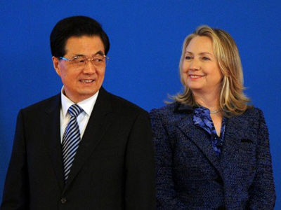 Chinese activist: Game-changer in geopolitical football match?