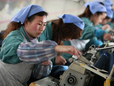 PMI mixed bag: China up, eurozone upsets