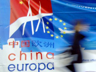 EU takes begging bowl to Beijing