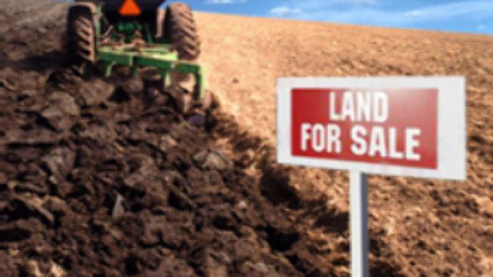 China eyes Russian farmlands in food push