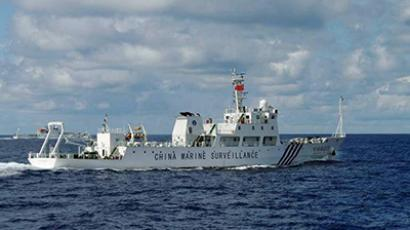 Beijing flexes naval might in western Pacific