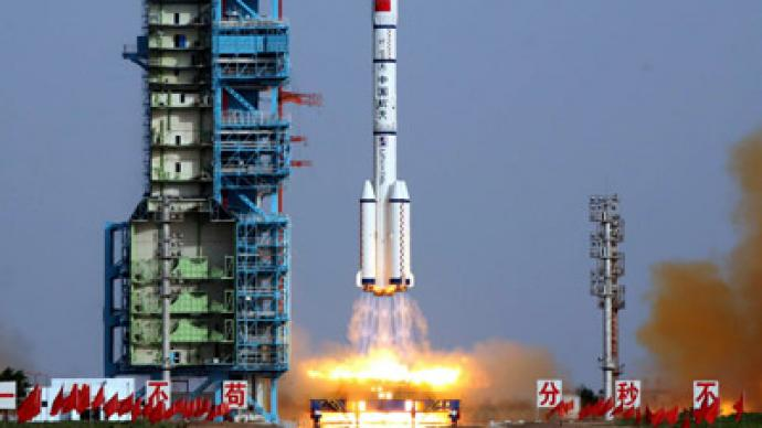 China planning manned space mission for June 2013