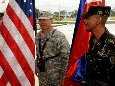 US-Philippine drills 'obviously a provocation'