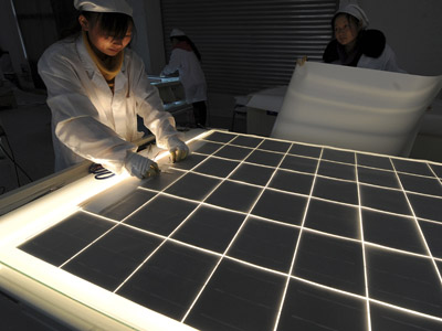 China cries foul as EU probes alleged dumping by Chinese solar panel makers