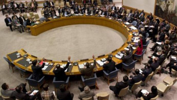 China no-go: Why force Syria vote amid UN disputes?