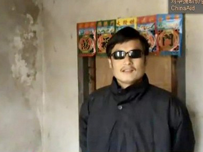Calm before the storm? US and China lie low over blind activist