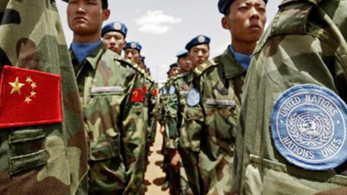 Peacekeeper Menace: Pentagon sees Chinese UN missions as a threat