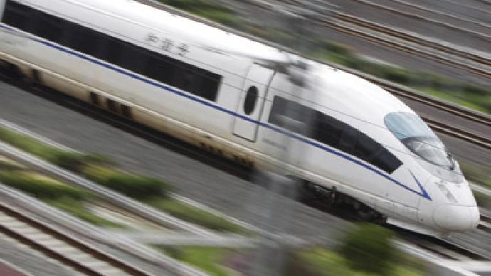 Terminal velocity: China tests world's longest high-speed rail line