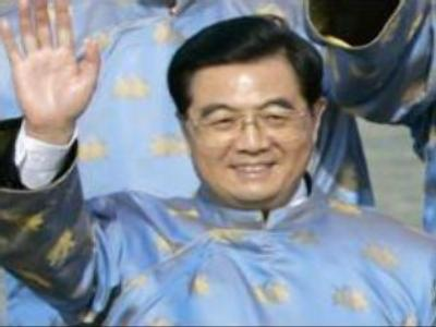Chinese president visits Sudan