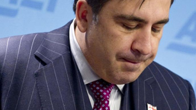 Life not sweet for Saakashvili