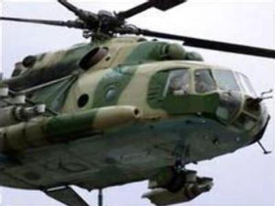 Chopper crash site in Chechnya investigated