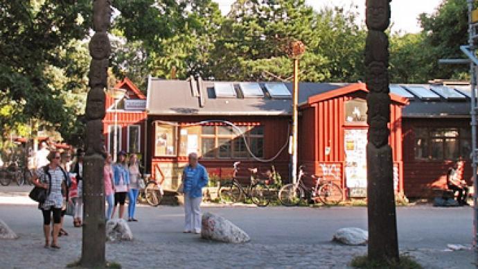Denmark's Freetown Christiania fighting privatization