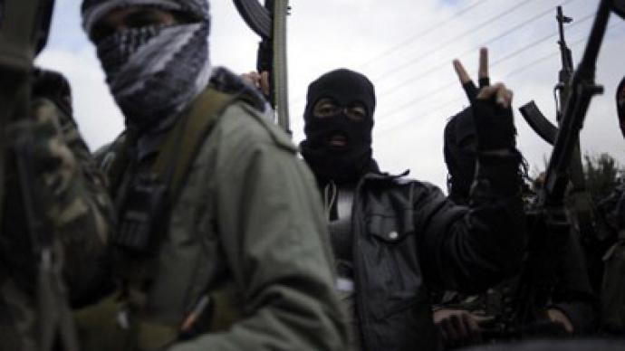 Mossad, CIA and Blackwater operate in Syria - report