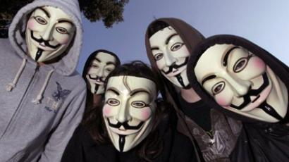 Anonymous: CIA, Interpol websites 'tango down'
