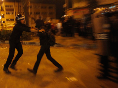 Police brutality in Egypt on rise
