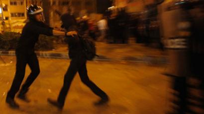 Egypt calls for 'dialogue' amid violent clashes between protesters, police (PHOTOS)