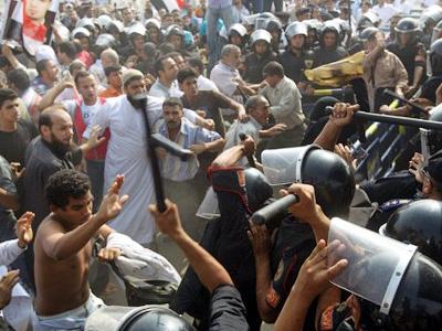 'Islamist hardline growing under Egyptian regime'