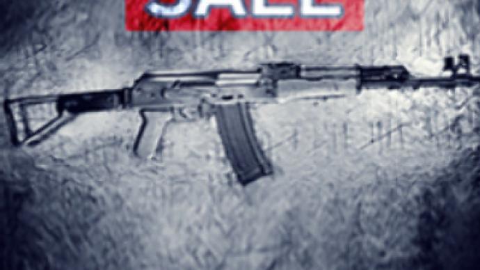 Click, click... Kalashnikov