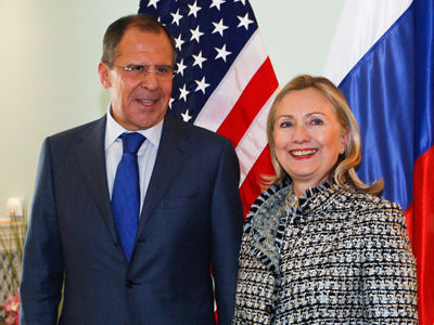 Clinton: Russia and China will 'pay price' for supporting Assad