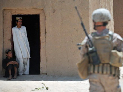 Leaving Afghanistan: end of the surge