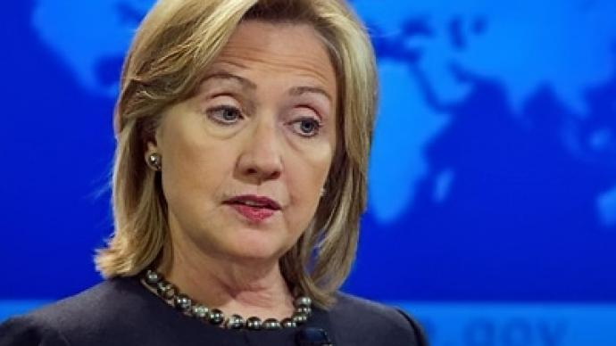Hillary Clinton urges lawmakers to approve START