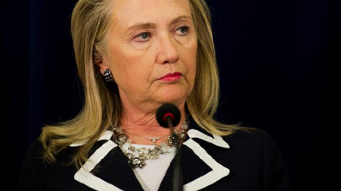 'US doesn't need UN to oust Assad' - Clinton
