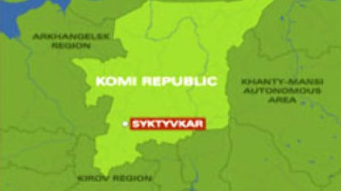 Coal mine blast reported in Russia