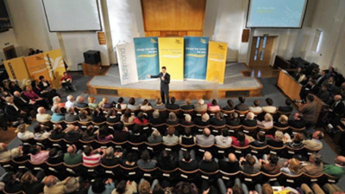 Coalition government means slow death for UK Liberal Democrat Party