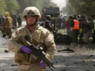 Coalition troops accused of killing 5 Afghan policemen