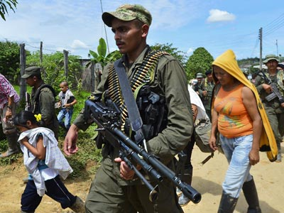 Peace looming? Colombia to hold talks with FARC rebels
