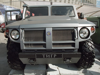 'Tsar-engine' for president: Russian-manufactured VIP cars will have up to 850 horsepower