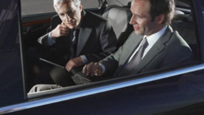 Hi-tech con gang cheats posh car drivers