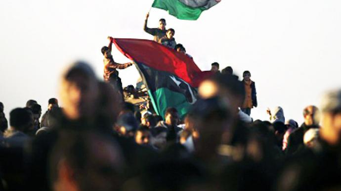 Libyans continue struggle for their future
