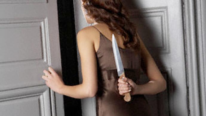 Cop that! Girl's murder plot undone in sting