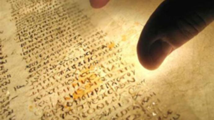 Controversy over ancient Greek Bible resolved in Russia