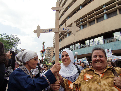 """We don't want to be a tool of war between West and Islam"" – Copts"