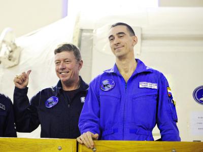 Breaking ill luck: Proton rocket blasts into orbit
