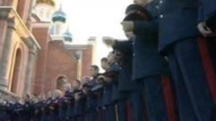 Cossack leader dies after being shot