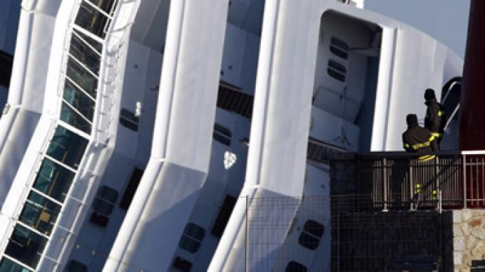 Five more bodies found on Costa Concordia wreck